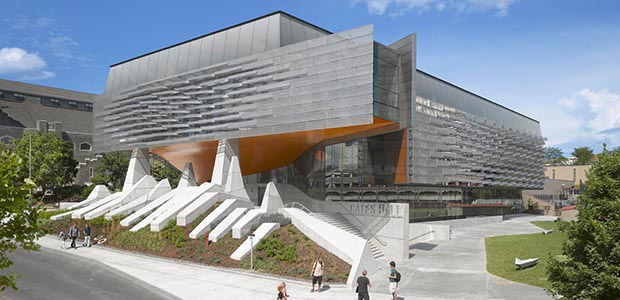 Bill and Melinda Gates Hall