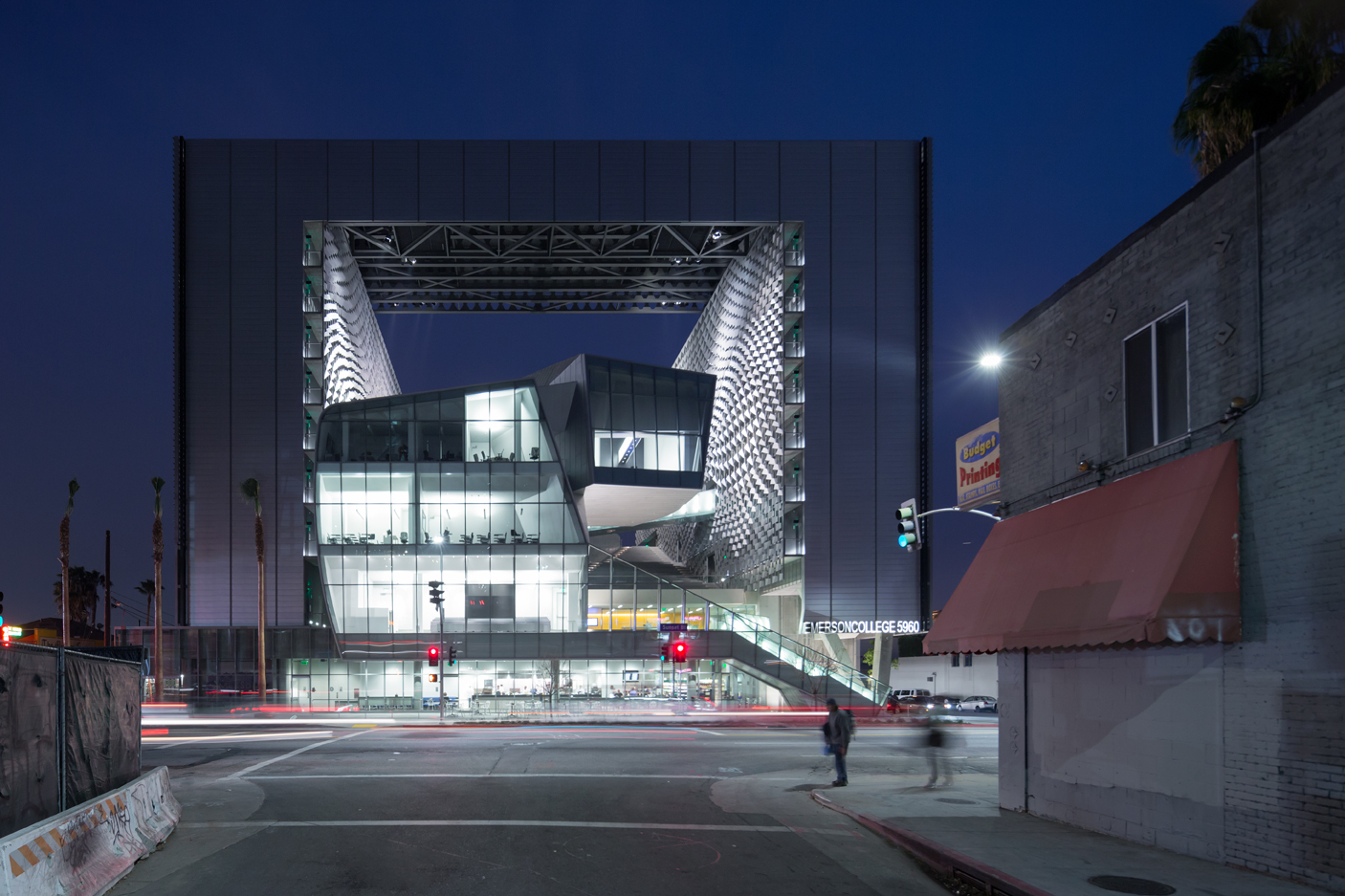 EMERSON COLLEGE LOS ANGELES