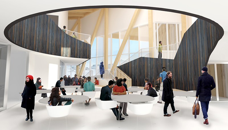 ARCTIC COLLEGE EXPANSION AND COMMUNITY LEARNING CENTRE